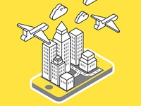 Vueling Infographics 2012