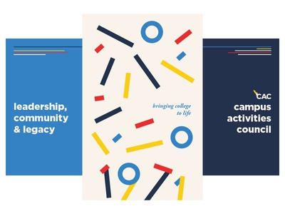 CAC Posters poster party confetti rand paul rand