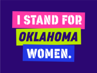 Oklahoma Coalition for Reproductive Justice Goodies Pt. 1