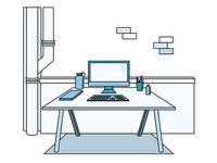 Fathom Desk