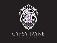 Gypsy Jayne Tattoo Studio Logo