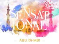 Abu Dhabi Campaign Creative