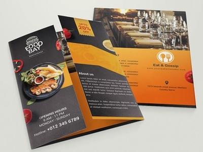 Custom Brochure Design By Mary Williams On Dribbble