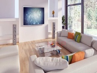 3D Interior Rendering