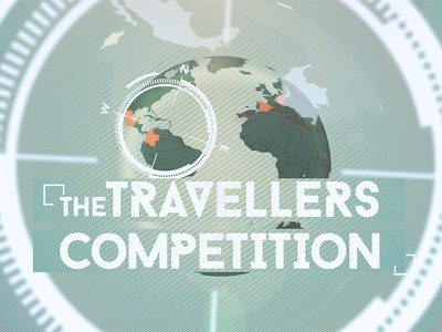 Unwto Opening GFX sustainability travel un titles globe motion graphics