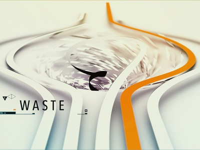 Syncera - Waste development design pitch medical motion graphics