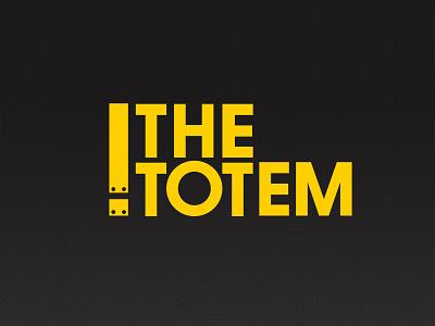 Totem Logo graphic design logo design