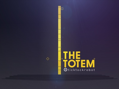 The Totem Teaser audio previz storyboarding interactive campaign print digital online editing 3d 2d animation