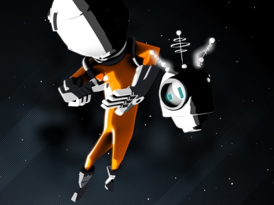 Space Buddies astronaut robot spaceman illustration wip animation design