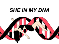 She in my DNA