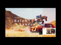 Ralph x Palace Webshot Concept