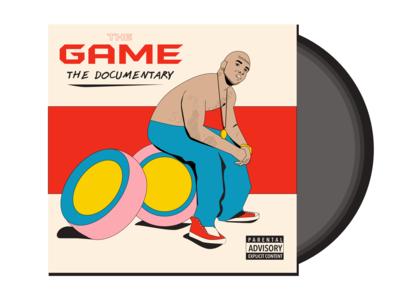 Album Cover illustration rap rappers gangster illustration vinyl classic hiphop rapper