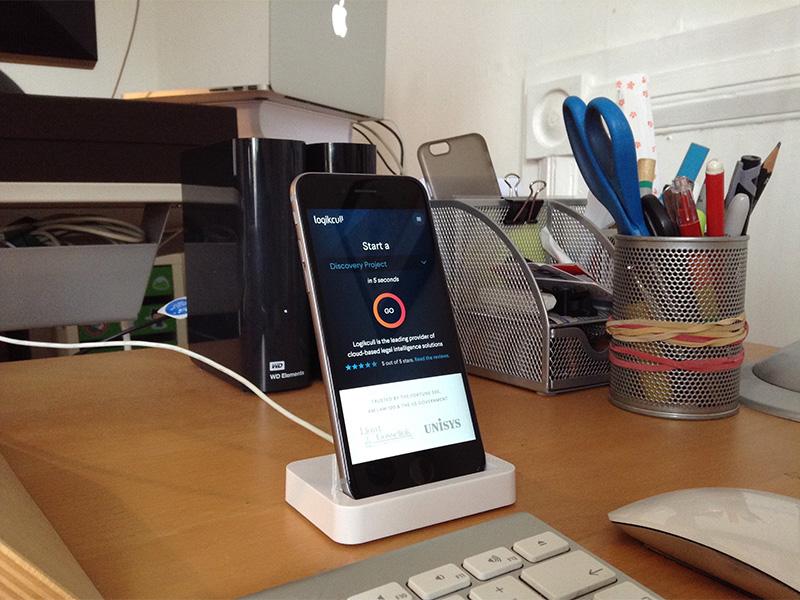Mobile UI design using Adobe Device preview iphone desk adobe mobile ui