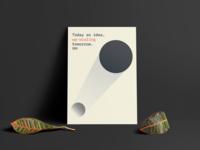 Poster up-scaling IBM