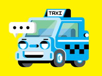 PopSci: Driverless Taxi