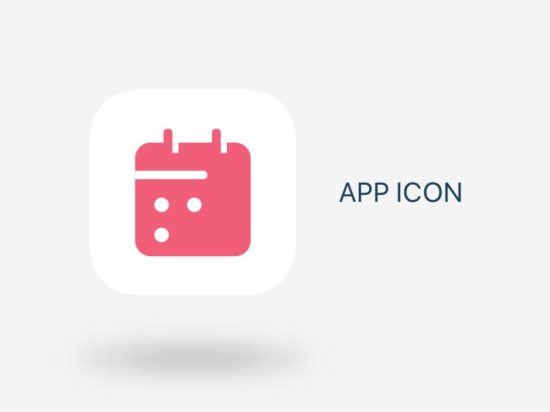 App Icon 3 ios 11 ios icon green gradient calendar blue apple app icon app