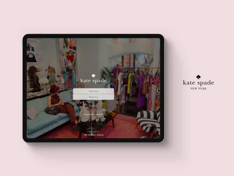 Login Design product design pro ipad ui design app apple ios