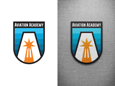 Aviation Academy Patch