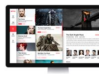 Netflix Service UI