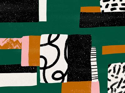 5212018 pattern texture brown white black pink green