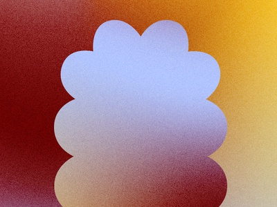 🔮 design bold shapes illustration yellow blue pink shape texture