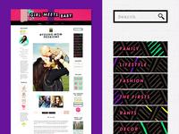 Girl Meets Baby Site Launch
