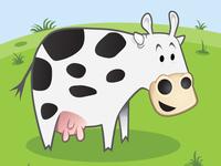 Happy Go Cow
