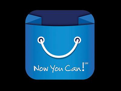 Fingerhut® App Icon apps icon illustrator design illustration vector