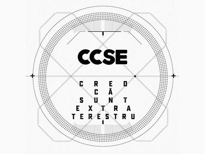 CCSE Logo portal icon typography ccse logo
