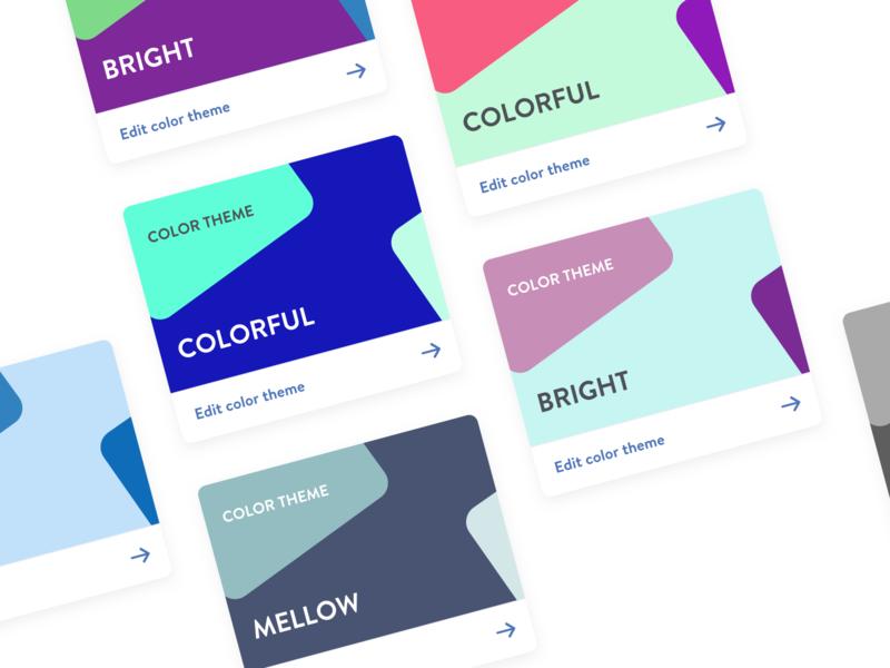 Color themes design theme generator color ui playful ai themes colors jimdo fun