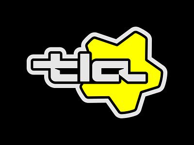 TLA graphic design clean modern client company brand star logodesign icon vector typography type logos logo design branding