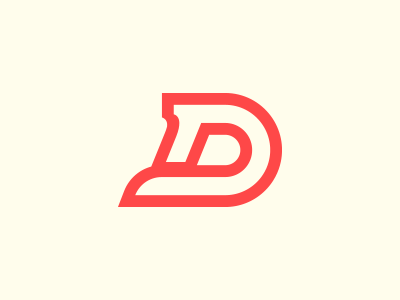 D by kyle reese dribbble letter d logo design thecheapjerseys Images