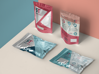 Phone case Packaging Design for Rome Tech brand