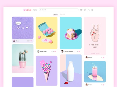Home Page Pictures pictures ui ux design