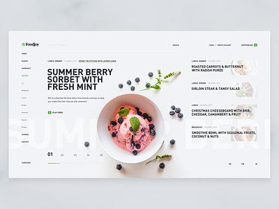 FOODJOY – A platform for foodies. shop website ingredients restaurant delicious market farmers organic ecommerce marketplace recipes food