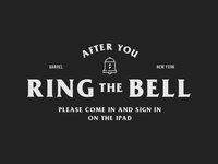 Ring the Bell!