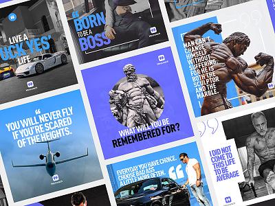 Social Media Design branding posts socialmedia socialmediadesign graphicdesigner graphicdesign freelancedesigner freelance designer design