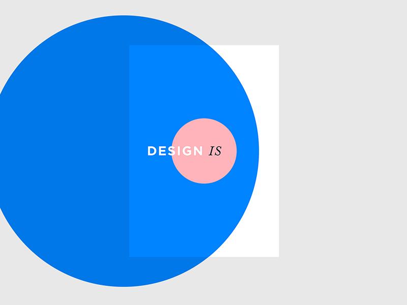 DESIGN IS logodesigner branding freelancer freelance minimal poster graphicdesigner graphicdesign designer design