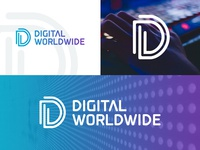 Digital Worldwide Logo