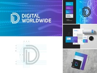 Digital Worldwide Brand Design