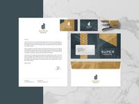 SUPER PROPERTIES Brand Design