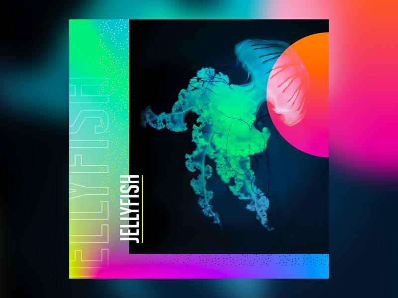 Graphic Exploration layout gradient colors graphicdesigner graphicdesign poster designer freelance minimal design