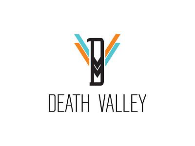 Death Valley T-Shirt WIP monogram bird t-shirt design death valley logo t-shirt