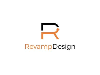 RevampDesign freelance logo branding