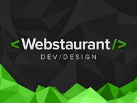 Webstaurant Dev/Design
