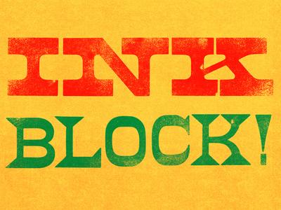 Ink Block Pack