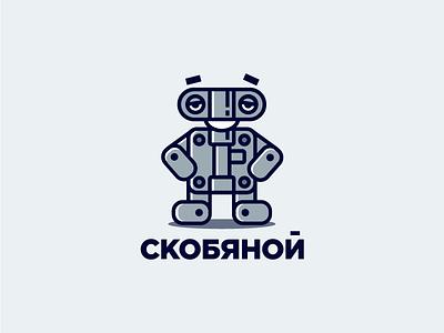 Skobyanoy    store smile logo latch hardware fun character