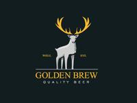 Golden Brew Dribbble