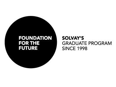 Logo Solvay's Graduate Program #2 solvay program graduate foundation fff logo