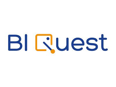Logo Bi Quest quest game serious logo